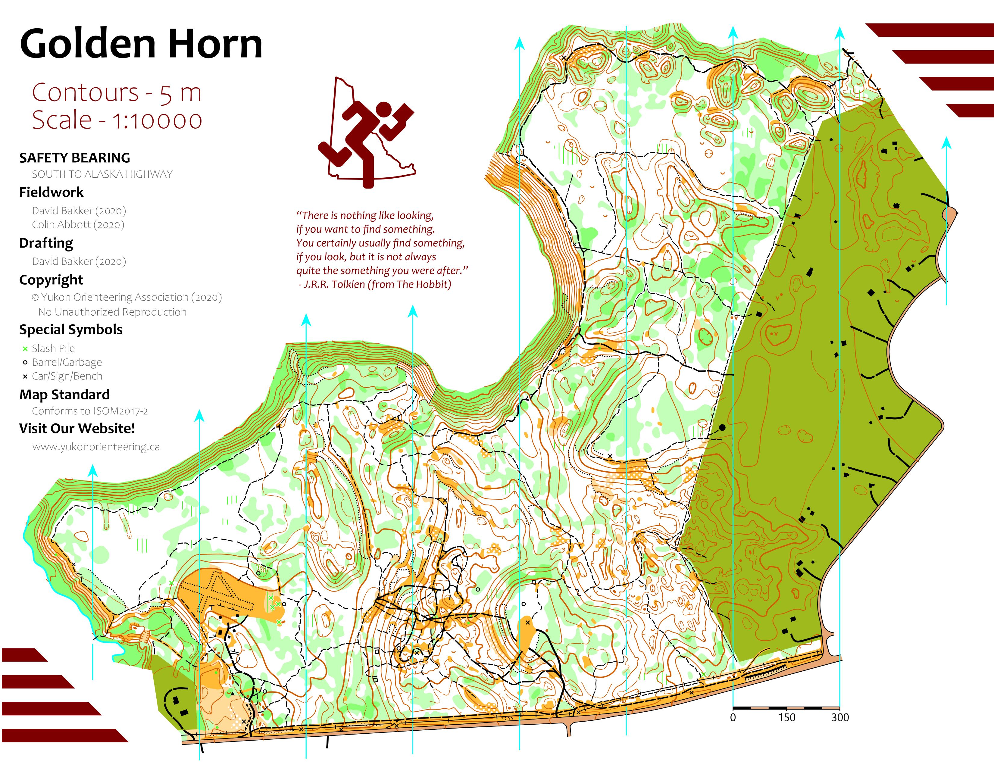 Sample-Orienteering-Map-of-Golden-Horn